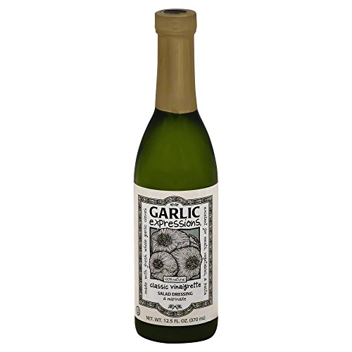 Garlic Expressions Classic Vinaigrette Salad Dressing & Marinade...