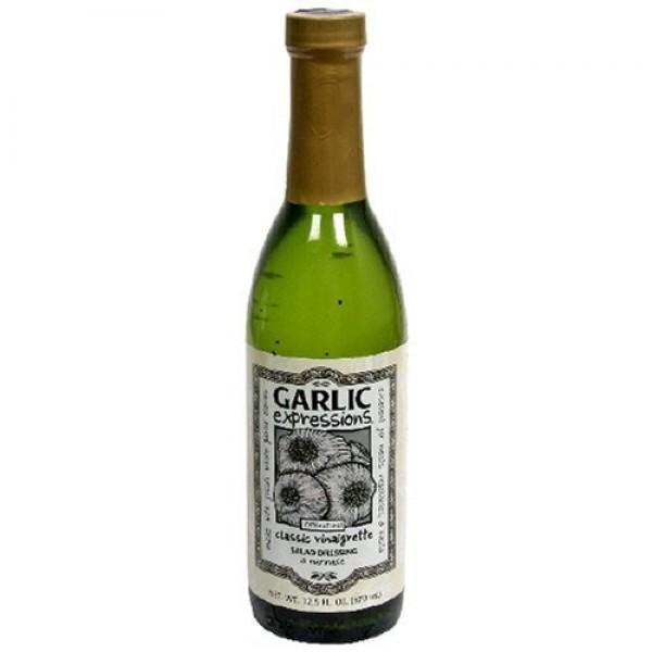 Garlic Expressions Classic Vinaigrette Salad Dressing 12.5 OZ P...