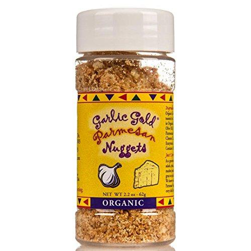 Garlic Gold Organic Nuggets, Roasted Garlic Seasoning bits with ...