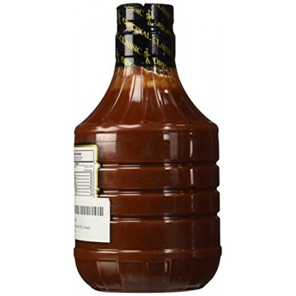 Gates Bar-B-Q Sauce Original Classic - 40 Oz. Bottle