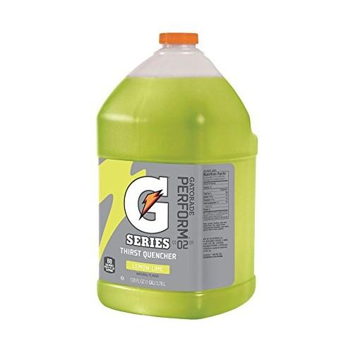 Gatorade 1 Gallon Liquid Concentrate Bottle Lemon Lime Electroly...