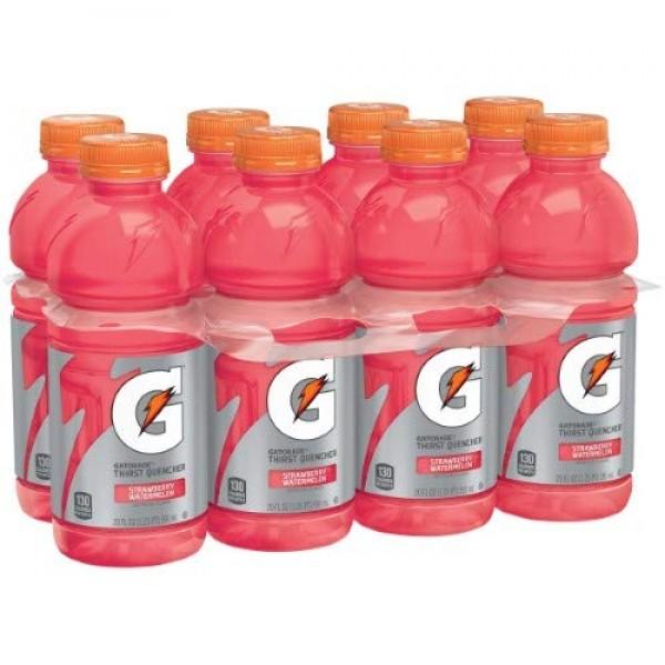 Gatorade Thirst Quencher Sports Drink, Strawberry Watermelon, 20...