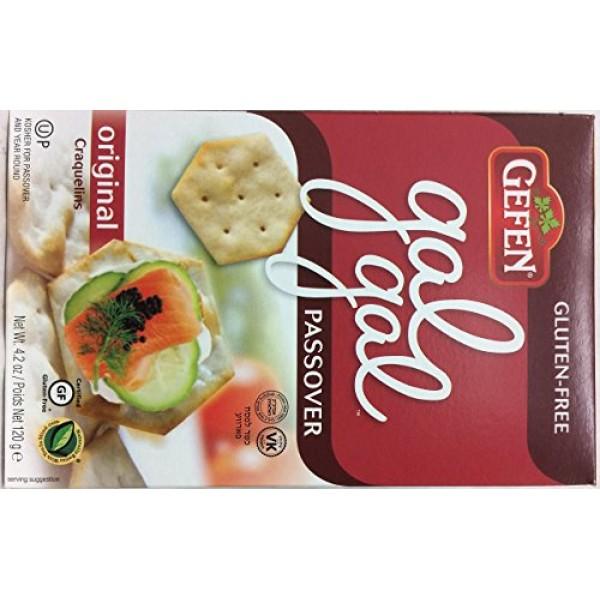 Gefen Gal Gal Passsover Original Kosher For Passover 4.2 oz. Pac...