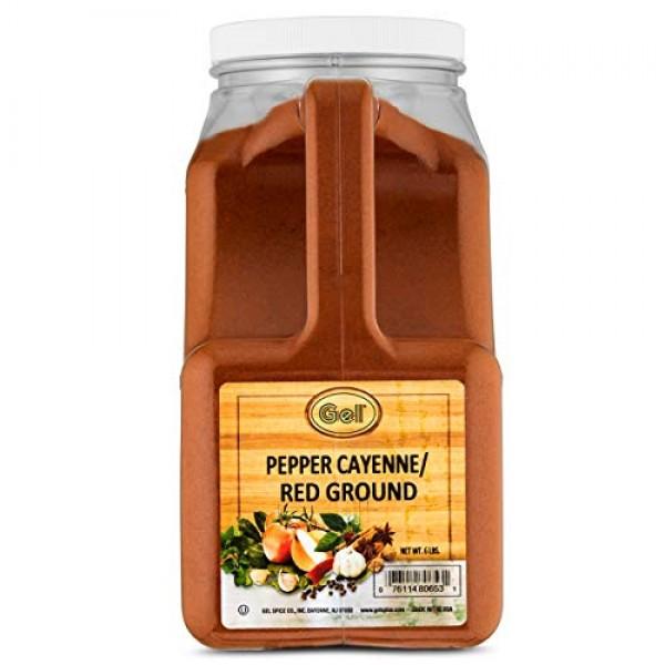 Gel Spice Red Cayenne Pepper 40,000 Heat Units - Food Service Si...