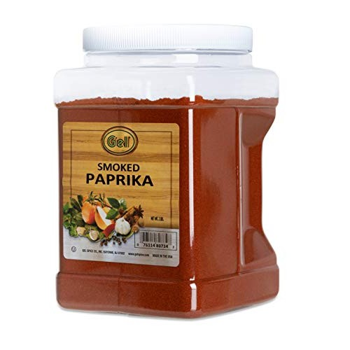 Gel Spice Authentic Smoked Paprika Powder 32 OZ (2 LB)