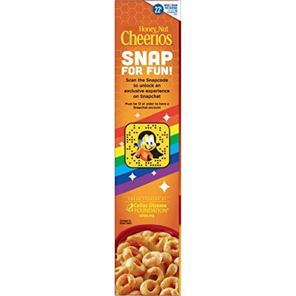 General Mills Cinnamon Toast Crunch Cereal, 2-Ounce Cups Pack o...