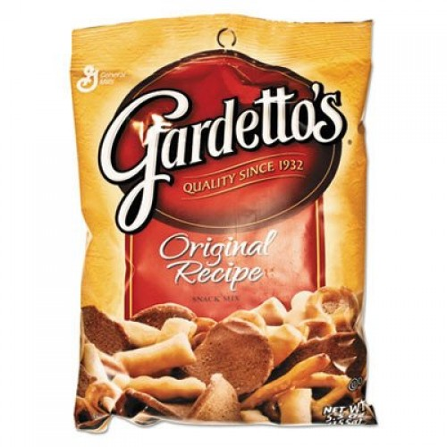 Gardettos Original Recipe Snack Mix, 5.5oz - 7 Count