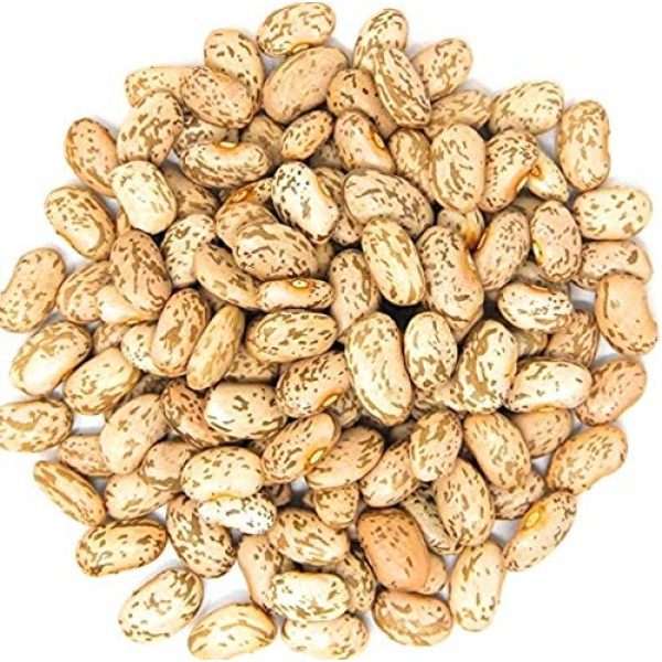 Bulk 25 lbs Essential Pantry Grains | 5lbs Pinto Beans | 5lbs bl...