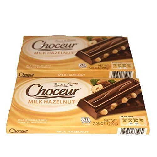Choceur Milk Hazelnut (Pack of 2)