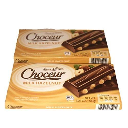 Choceur Milk Hazelnut Pack of 2
