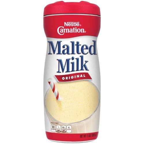 Carnation Malted Milk, Original Pack of 12
