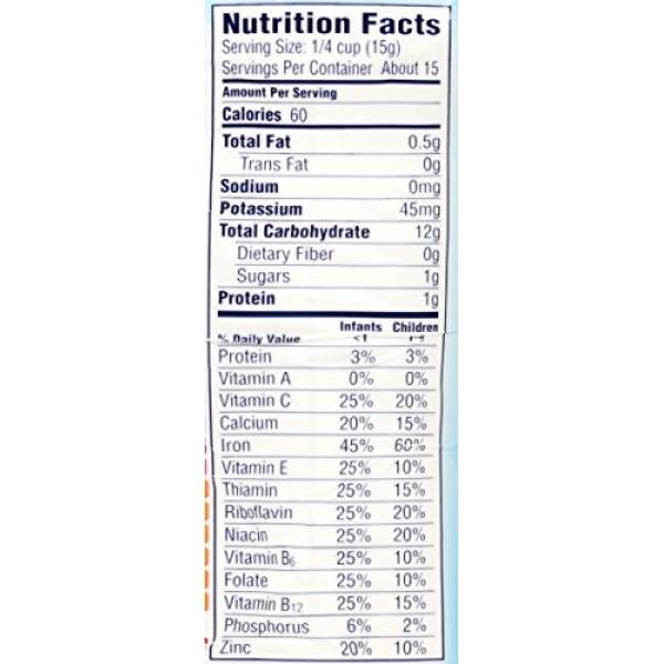 Gerber Baby Rice Cereal, 16 oz