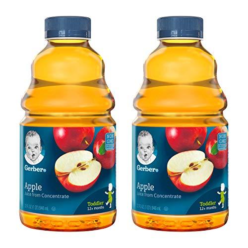 Gerber Nature Select Baby 100% Fruit Juice 32 Fl Oz Pack of 2 ...