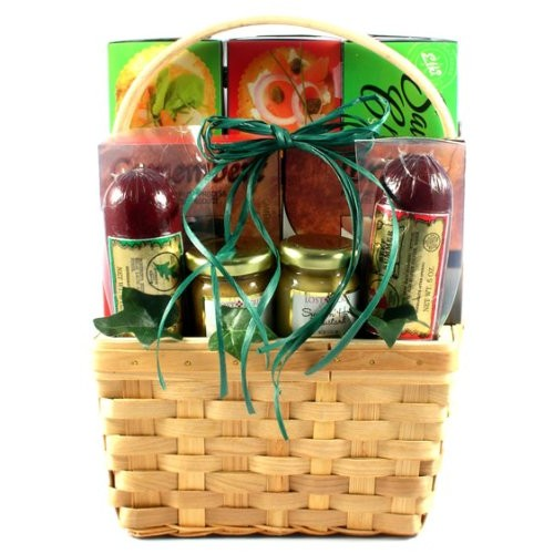 Gift Basket Village - Cheese, Sausage & More, Meat & Cheese Expe...