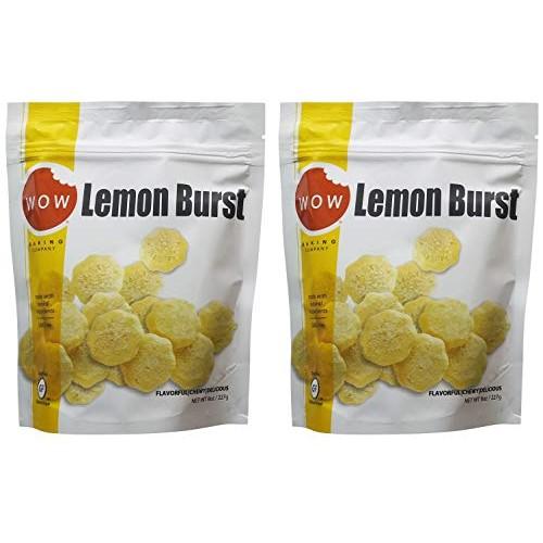 WOW Baking Company Cookies Gluten Free Lemon Burst -- 8 oz Each ...