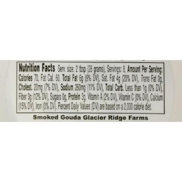 Glacier Ridge Farms Smoked Gouda Gourmet Spreadable Cheese 8oz ...