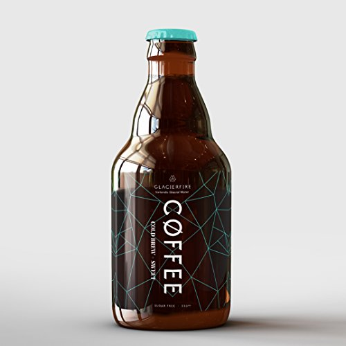 GlacierFire - Icelandic Cold Brew Coffee + Sweet - 330ml