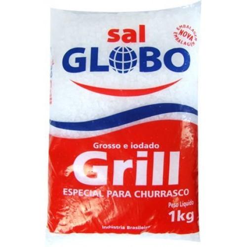 Sal Grosso Rock Sea Salt for Brazilian Barbecue 35.27oz 1kg