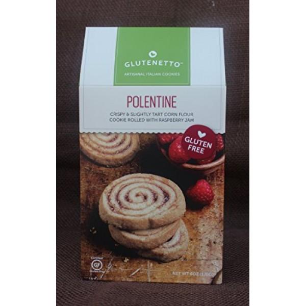Gluten Free Polentine 6pk of 5oz
