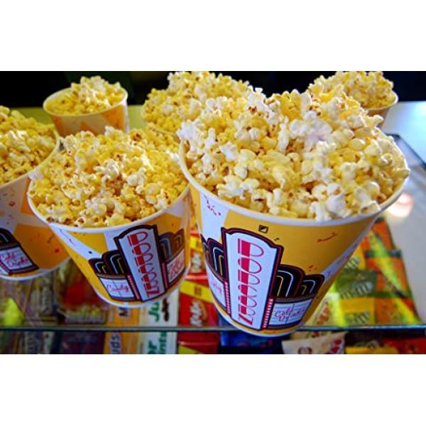Gold Medal Mega Pop Popcorn Kit 8 oz produce Butter like Flavor...