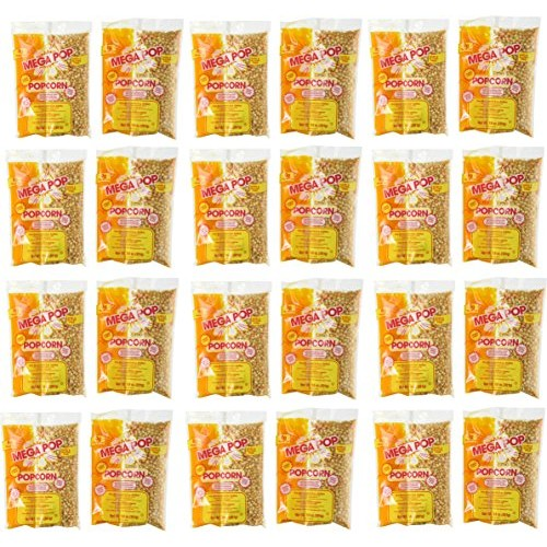 Mega-pop Popcorn Kit - 10.6 Oz. - 24 Ct.