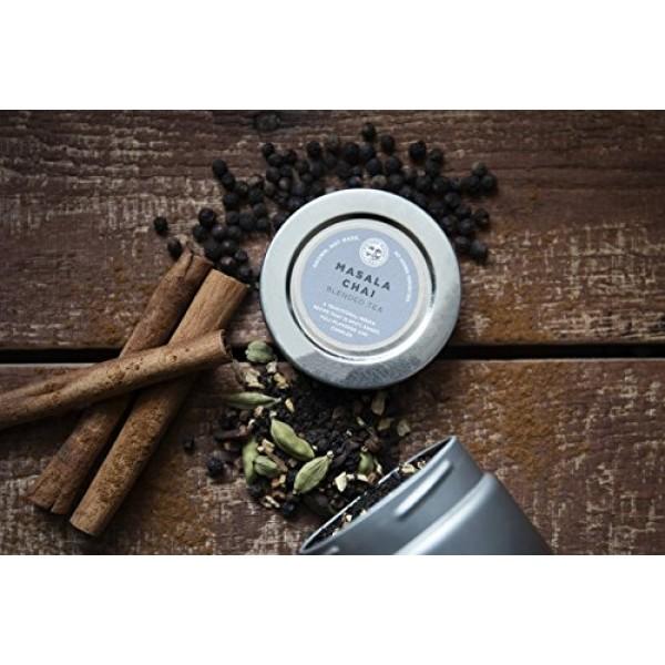 Golden Moon Tea LOOSE LEAF TEA SAMPLER - 9 Variety Pack - Organi...
