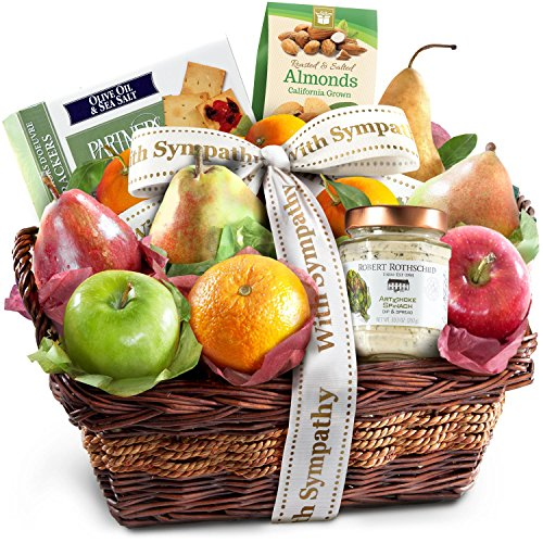 Golden State Fruit Fathers Day Fruit & Snacks Gift Basket