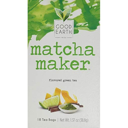 Good Earth Matcha Maker Green Tea 1.37 oz