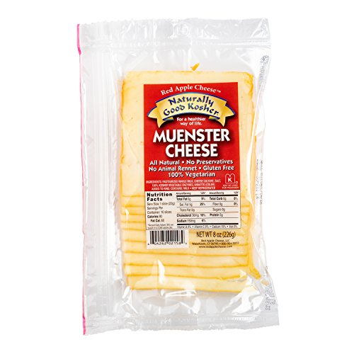 Cheese slc muenster 8oz