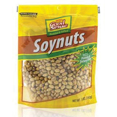 Soynuts Roasted Salted Snacks, 5 oz - 1 Bag