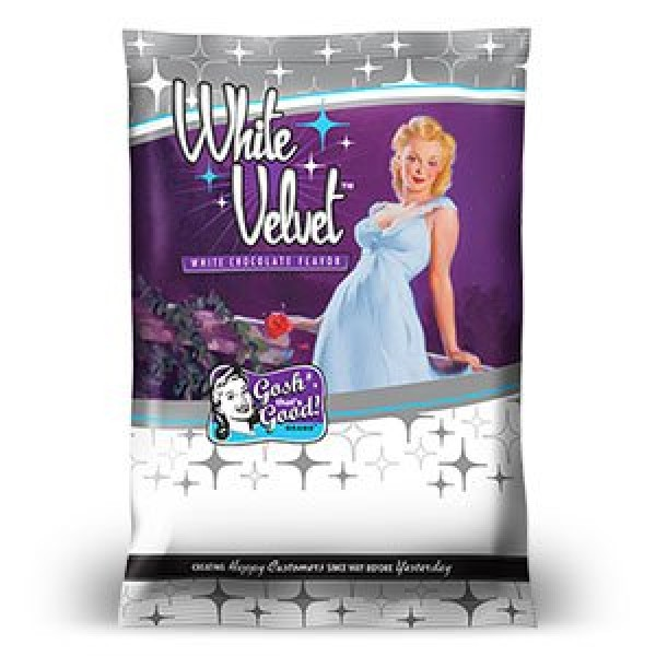 Original White Velvet Chocolate 3 lb. Bag - By Gosh Thats Good!...