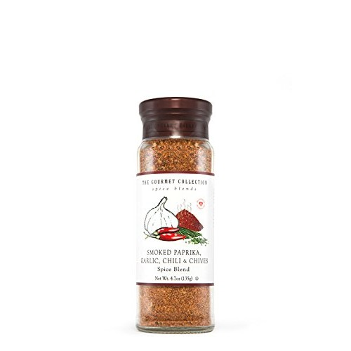 The Gourmet Collection, Smoked Paprika, Garlic, Chili & Chives S...