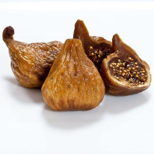 Dried Figs, Golden Calamyrna - 1 bag - 8 oz