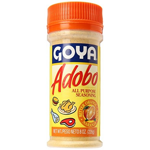 Goya Adobo All Purpose Seasoning with Bitter Orange - 8 oz