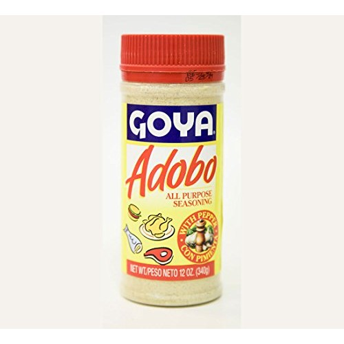 Goya Adobo All Purpose Seasoning With Pepper 12 oz