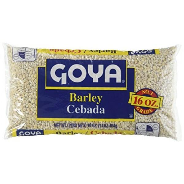 Goya Barley 16 oz bag 3 bags 48 oz total