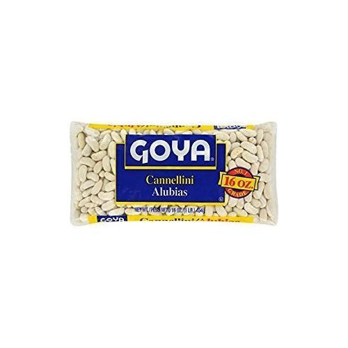Goya Cannellini Alubias 16 Oz. Pack Of 3.