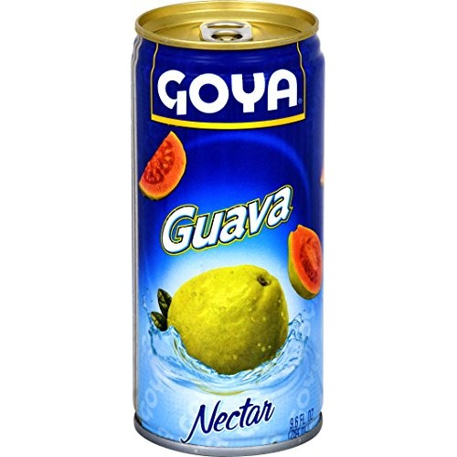 Goya Foods Guava Nectar, 9.6 Ounce Pack of 24