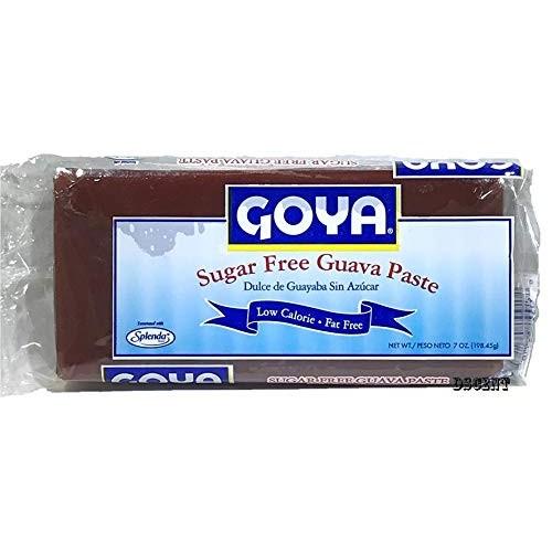 Goya Foods Sugar Free Guava Paste with Splenda, 7 Ounce
