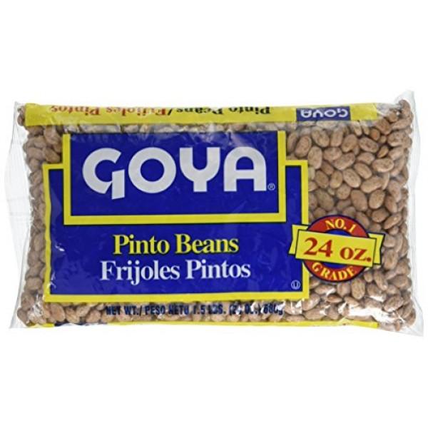 Goya Pinto Beans, 24 Ounce