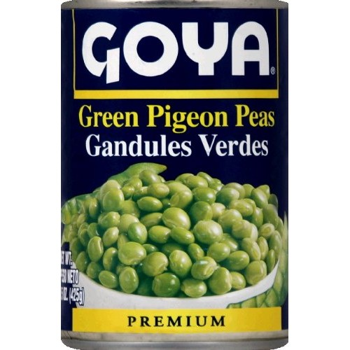 Premium Green Pigeon Peas Pack of 2