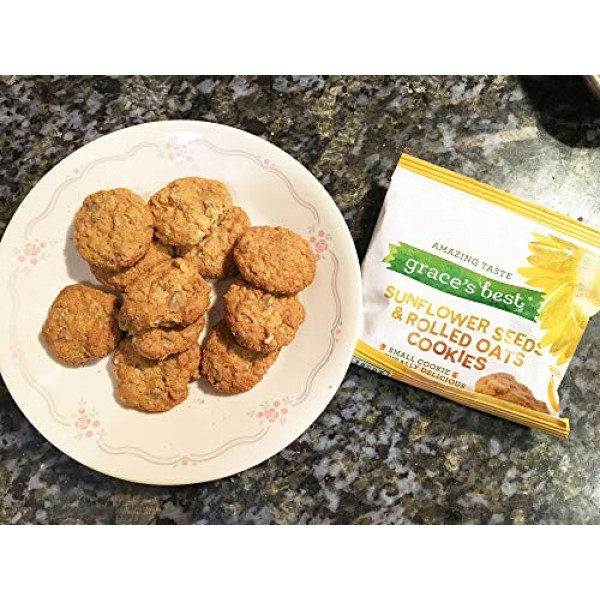 Graces Best Cookies, 12oz.. 4-pack
