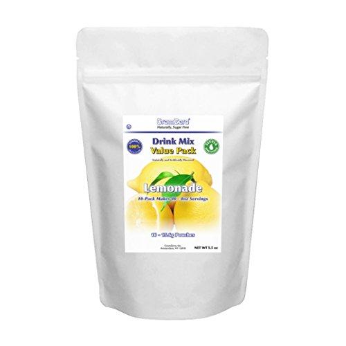 GramZero Lemonade Drink Mix, 10/2 QT Yield makes 80 - 8 oz serv...