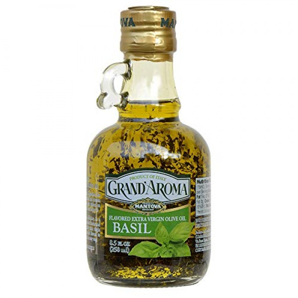 Grandaroma Tuscan Herbs,Garlic, Basil, Truffle Flavored Extra V...