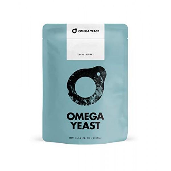 Omega Yeast- Hothead Ale