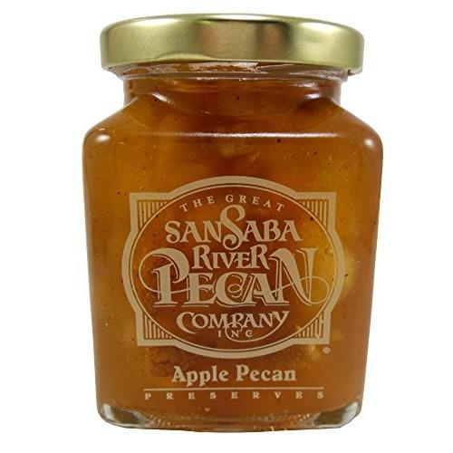 The Great San Saba River Pecan Company Apple Pecan Preserves 1 ...
