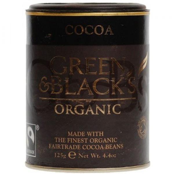 4 x Green & Blacks Cocoa Powder 125g
