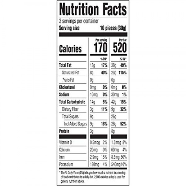 Green & Blacks, Organic 70% Dark Chocolate Candy Bars, 3.17 oz