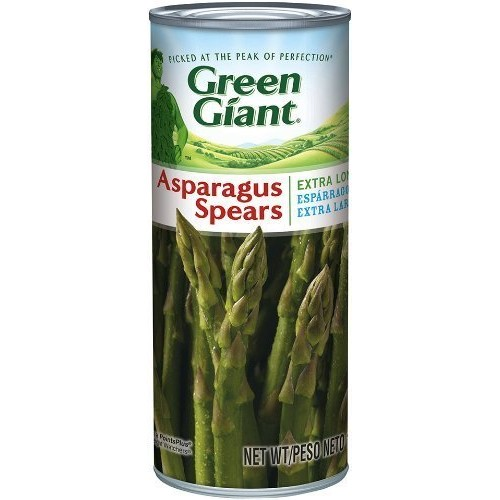 Green Giant Extra Long Whole Asparagus Spears 15oz Can Pack of 6