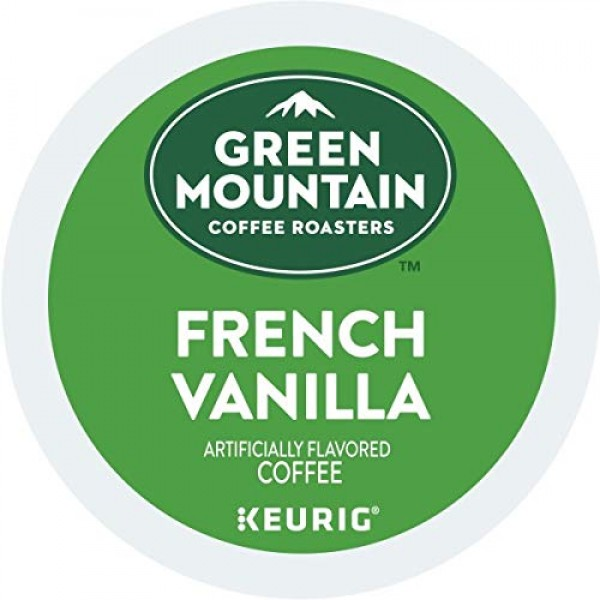 Green Mountain Coffee, French Vanilla, Single-Serve Keurig K-Cup...